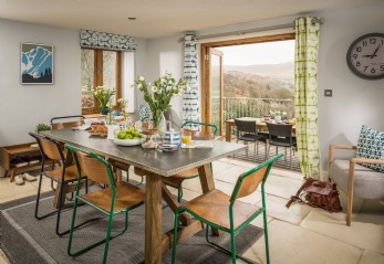 Luxury cottage hideaway near Crickhowell and Hay in the Brecon Beacons