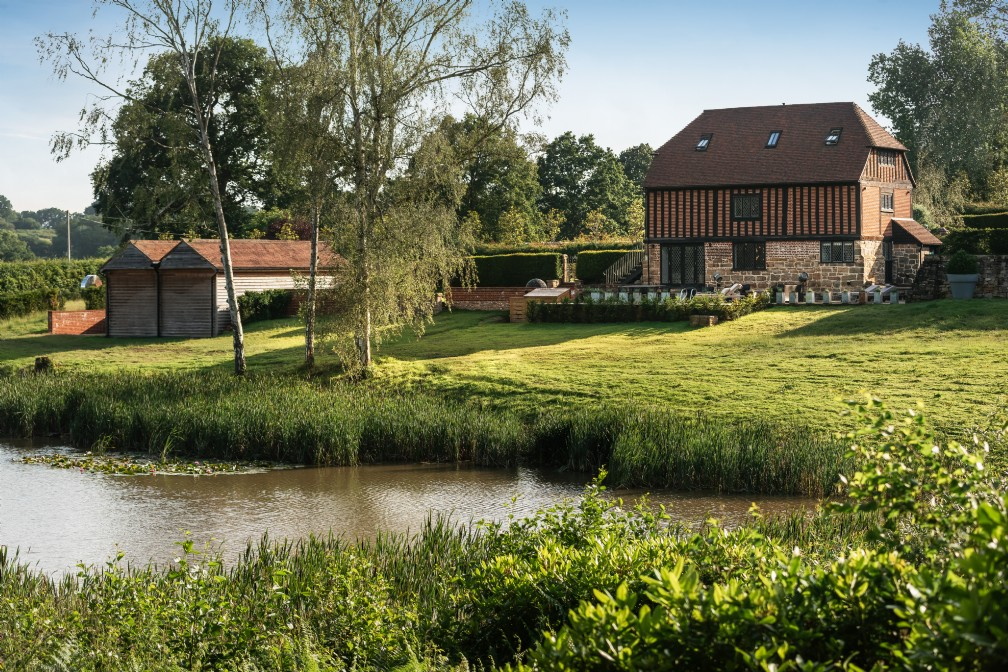 Fawn Wood | Luxury Self-Catering Country Home | High Weald, East Sussex