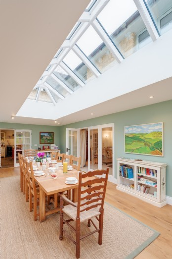 Luxury self-catering home for large groups in Dorset, UK