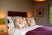 First floor double bedroom at Figtree House