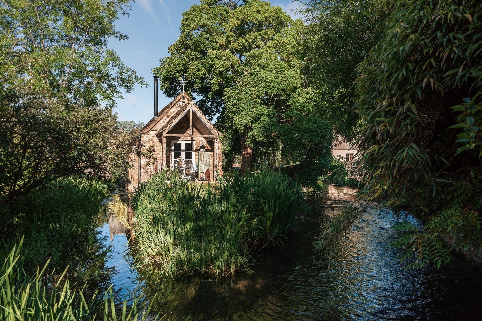 Filly Island Luxury Self Catering Cottage Cirencester
