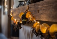 Christmas at Firefly is a cosy affair