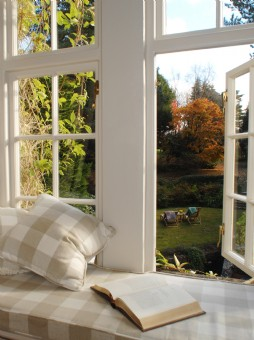Large luxury self catering in Ceredigion, Wales