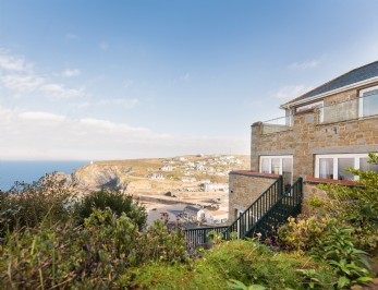 self-catering Portreath, cornwall
