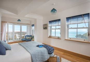 Luxury self-catering in Portreath, cornwall