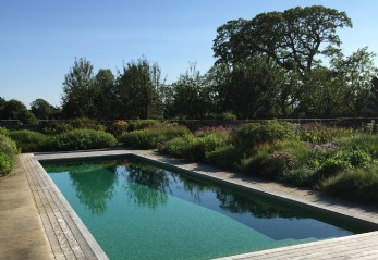 Luxury self-catering manor house with swimming pool in Somerset