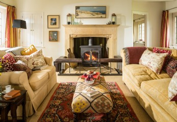 Luxury self-catering country house; Goldhorn