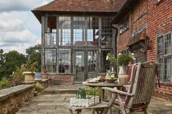 ... Luxury Private Manor House Near Shamley Green In The Surrey Hills ...
