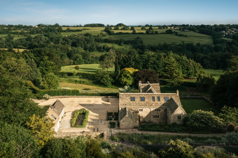 Gulliver´s Hall | Self-Catering Luxury Farmhouse | Cotswolds