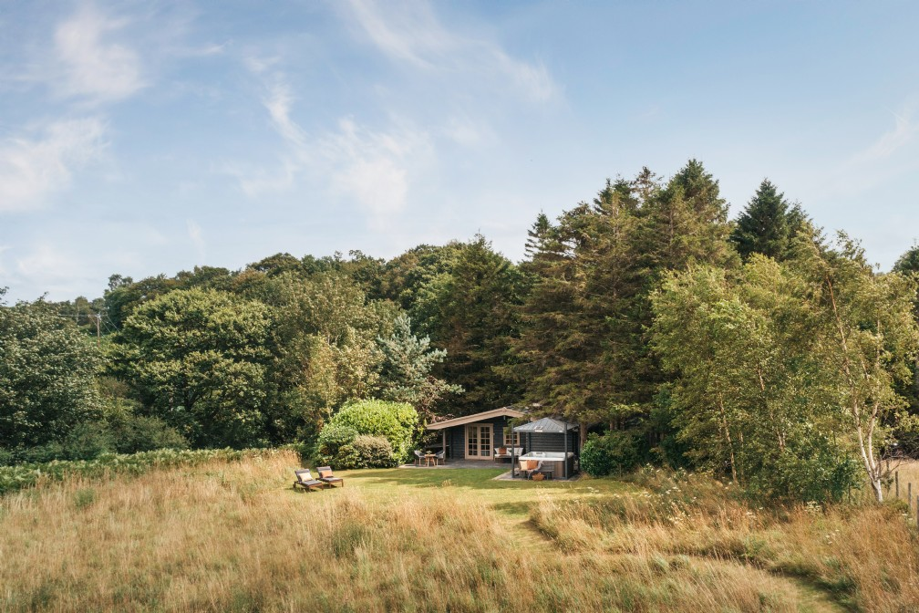 Hinterland Cabin | Luxury Self-Catering | Snowdonia, Conwy, Wales