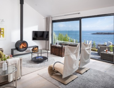 Holanen is the perfect seaside retreat in Mousehole