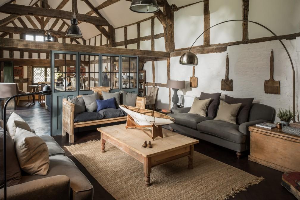 Hollyhocks | Luxury Self-Catering Cottage | Eardisland, Hereford