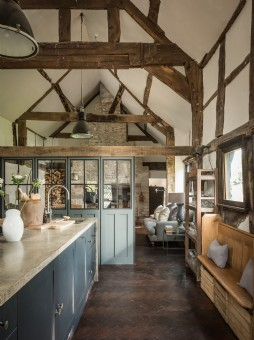 Unique self-catering home in Eardisland, Herefordshire