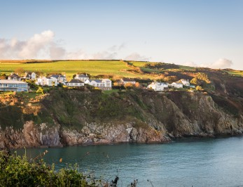 Luxury beach house in Gorran Haven, Cornwall
