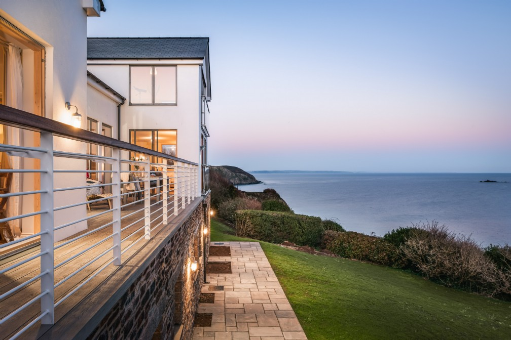 Infinity | Luxury Self-Catering Beach House | Gorran Haven, Cornwall