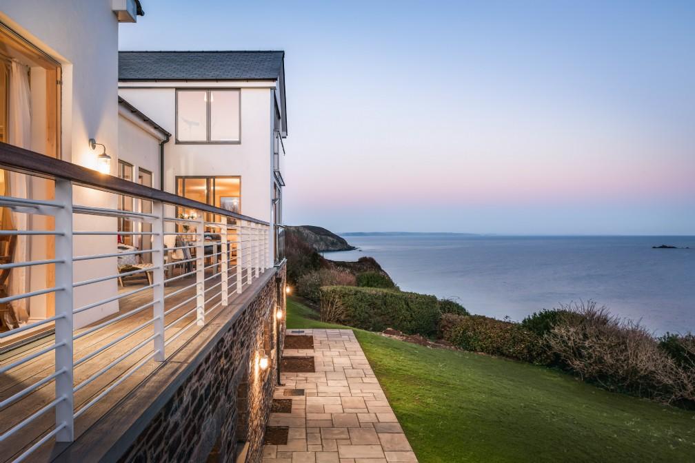 Infinity | Luxury Self-Catering Beach House | Gorran Haven, Cornwall