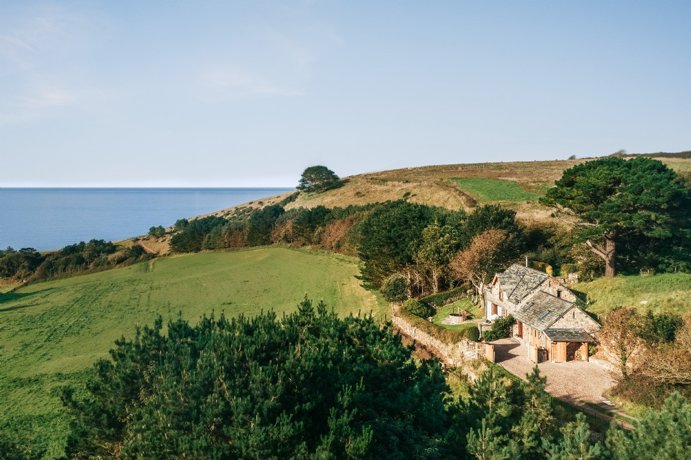 Ivy Cove | Luxury Self-Catering Coastal Devon Cottage | Noss Mayo