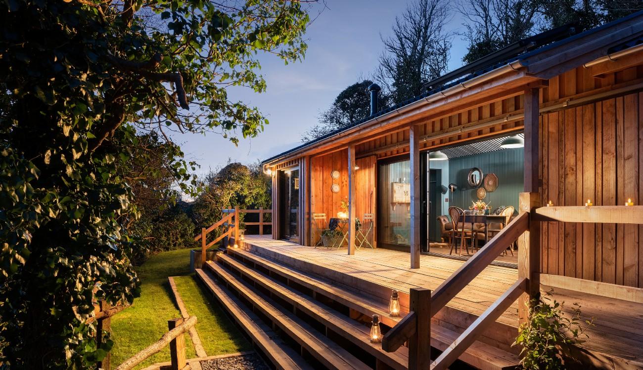 Juneberry   Luxury Couples Retreat   Holywell Bay, Crantock