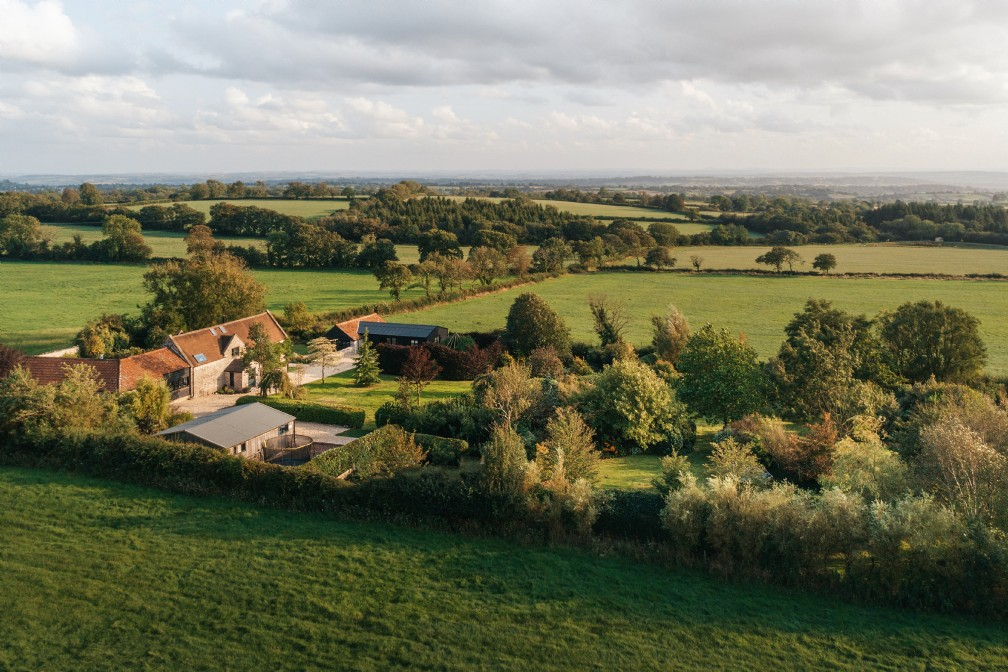 Kilnwood | Luxury Self-Catering Farmhouse | Wells, Somerset