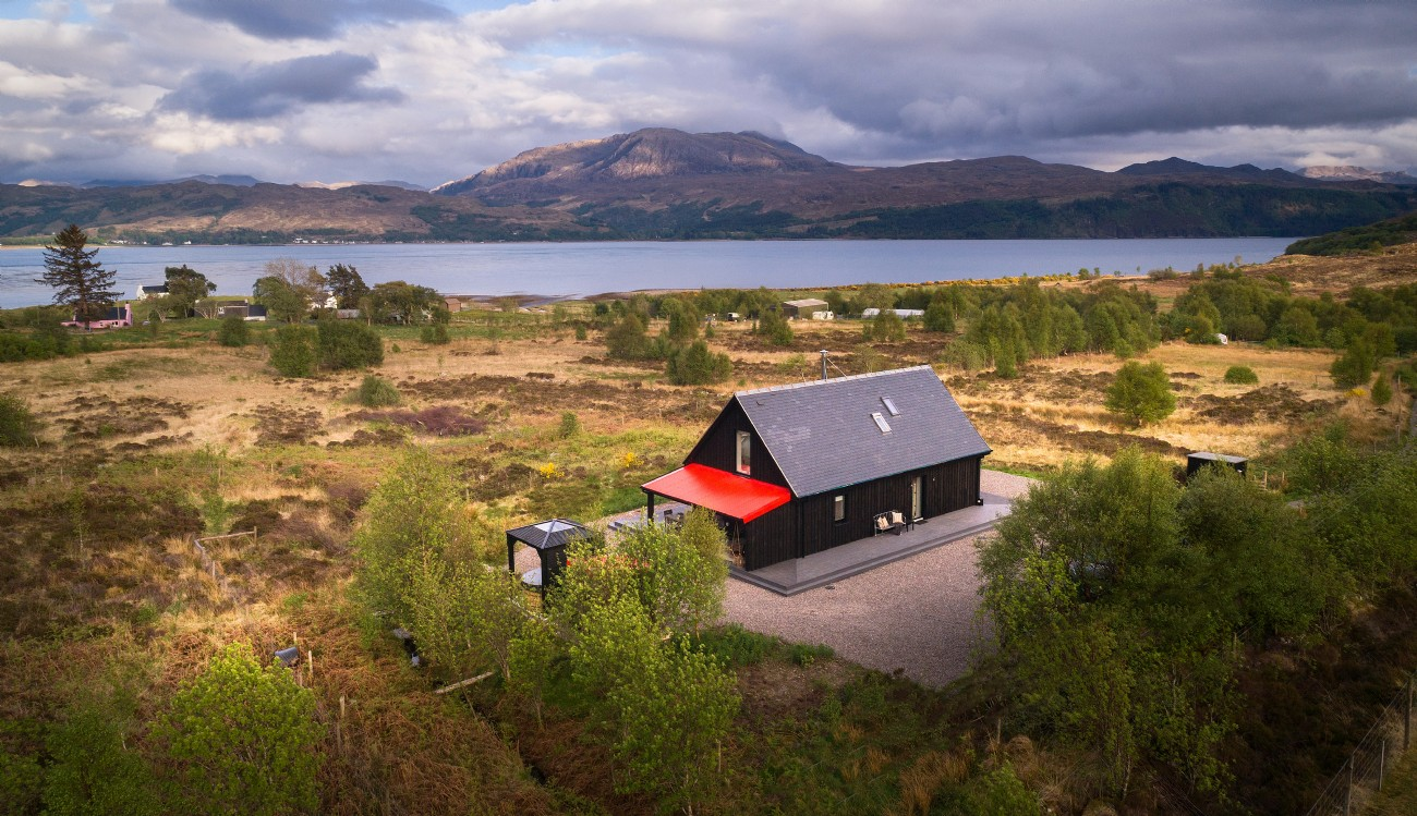 Remote Luxury Self-Catering Retreat on the Isle of Skye, Scotland