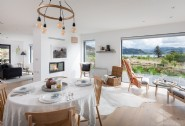 Dine while overlooking the Kylerhea Straits