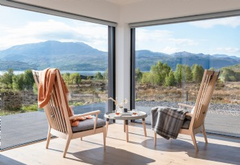 Luxury self-catering cottage on the Isle of Skye, Scotland