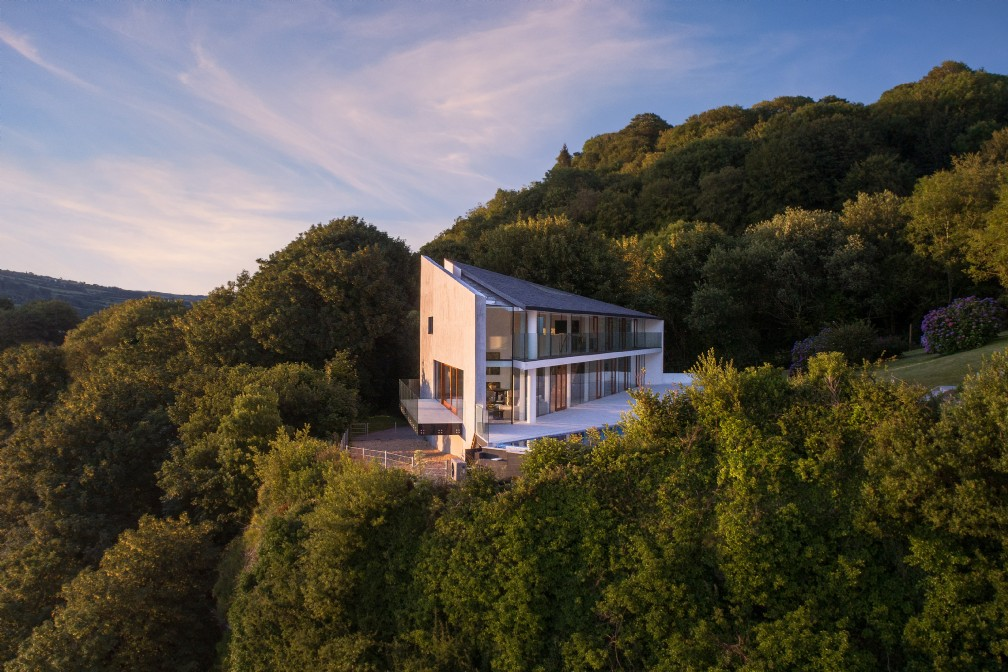 Linea | Luxury Modern Holiday Home | Ilfracombe, North Devon