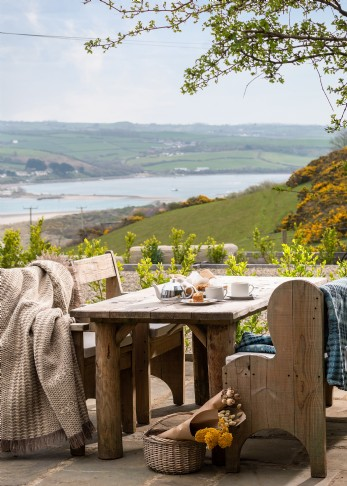 Self-catering Pembrokeshire cottage, Poppit Sands