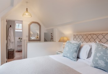Luxury self-catering cottage Gunnislake, Cornwall