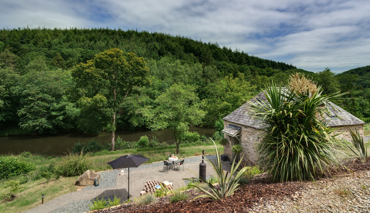 Gunnislake Luxury River Cottage Tamar Valley, Cornwall