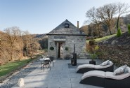 Luxury self-catering cottage Tamar Valley, Cornwall