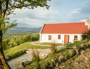 Luxury hideaway in Glenbeigh in County Kerry