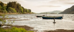 Unique luxury hideaway in remote lakeside Glenbeigh, County Kerry