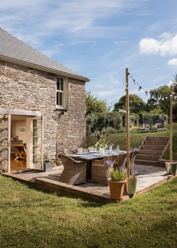 Self-catering South Hams house near Kingsbridge