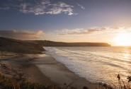 Nautilus sits on the Roseland peninsula, overlooking the Atlantic ocean