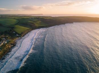 Nautilus, Roseland Peninsula, Cornwall, UK