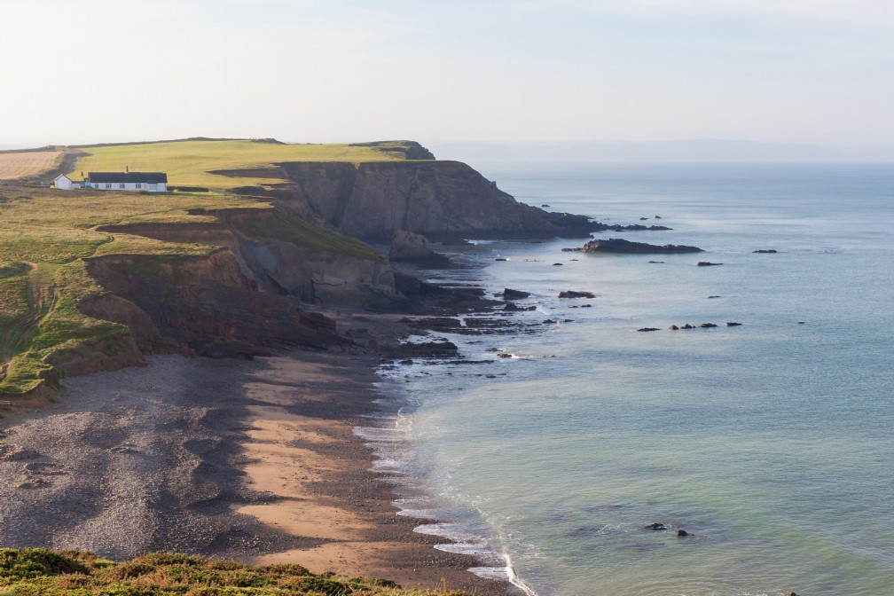 Northcott Beach House | Luxury Coastal Self-Catering | Bude