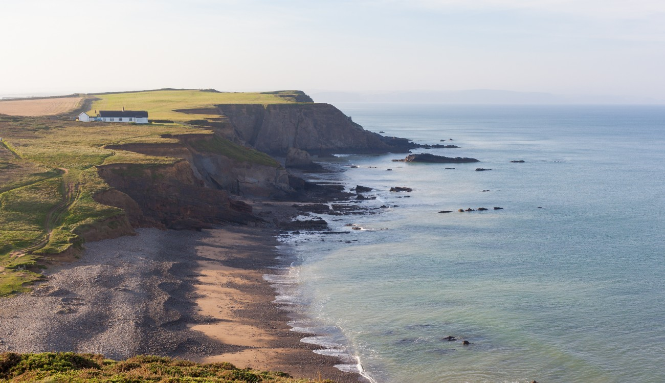 Northcott Beach House | Large Self-catering House | Bude, Cornwall