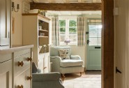 Old Fox Cottage is full of character and quaint cottage charm