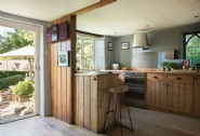 Cook up a storm in Orbis´ rustic open-plan kitchen