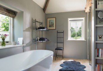 Rural self-catering farmhouse in Dorset