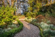 Tiptoe up the garden path to see what lies beyond