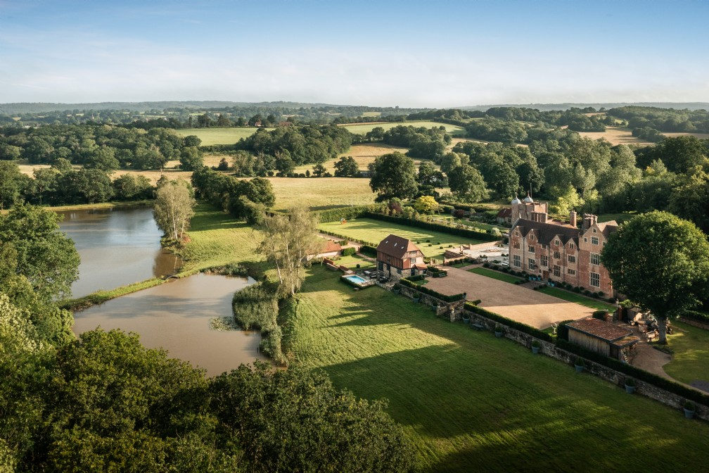 Alcázar | Luxury Country House Photoshoot Location | East Sussex
