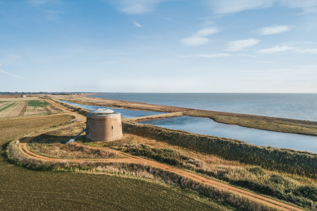 Photoshoots at Found Tower | Shoot Location | Bawdsey, Suffolk
