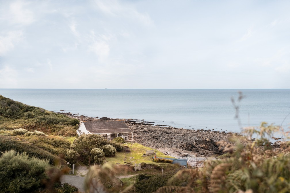 The Beach Hut | Shoot Location | North Cornwall