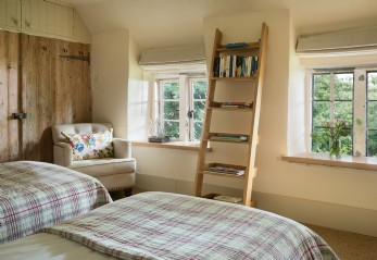 Self-catering cottage for hire in Bruton, Somerset