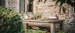 Luxury countryside self-catering in Somerset