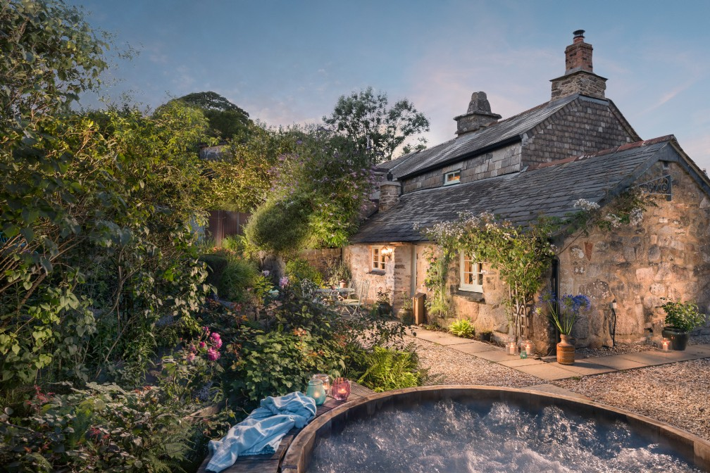 Pixie Nook | Luxury Romantic Moorland Cottage | Warleggan, Bodmin