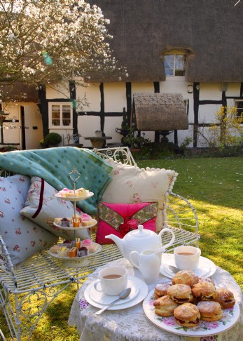 Birlingham holiday cottage, Worcestershire