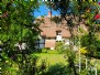 Pollyanna luxury thatched self-catering cottage in the Cotswolds